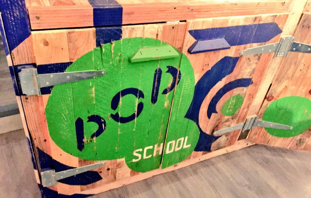 pré-rentrée POP School